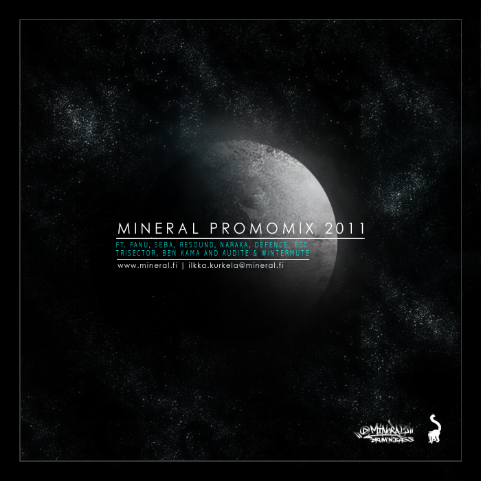 Mineral - Promomix 2011 (Coverart by Esc)